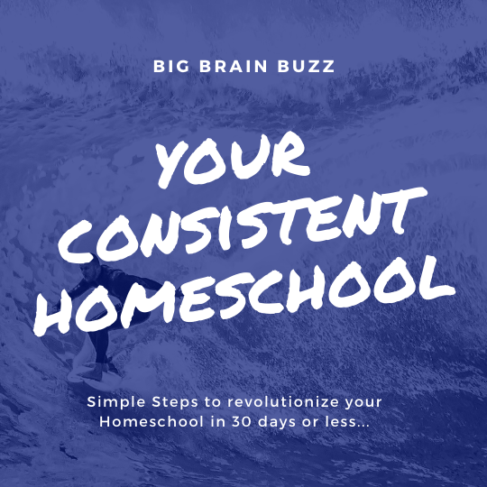 Your consistent Homeschool